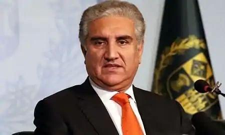 पाकिस्तान के विदेश मंत्री मोहम्मद कुरैशी कोरोना पॉजिटिव