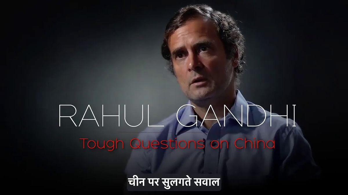 चीनी घुसपैठ पर झूठ नहीं बोलने वाला-चाहे राजनीतिक जीवन खत्म हो जाए: राहुल