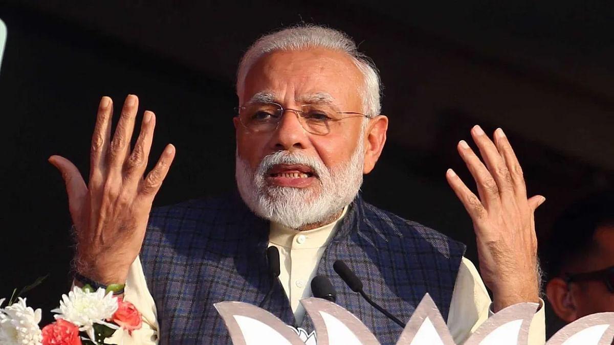 PM मोदी ने 7 राज्यों के CM से 'कोरोना व बाढ़' के हालातों का लिया जायजा