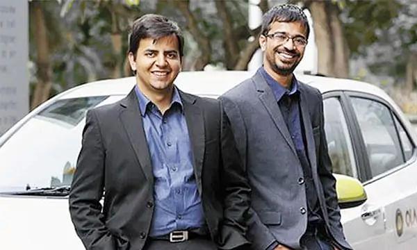 Ola के फाउंडर्स को प्राप्त हुए करोड़ों रुपये के नए आवंटित शेयर