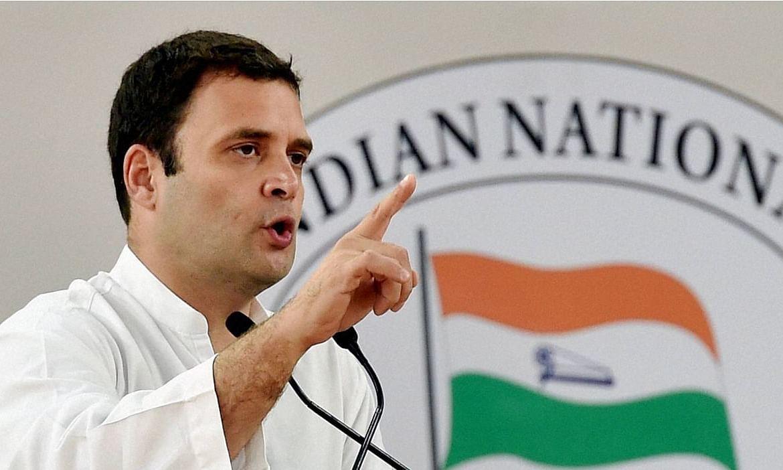 कांग्रेस नेता राहुल ने डोभाल-यी की बातचीत पर सरकार से पूछे 3 सवाल