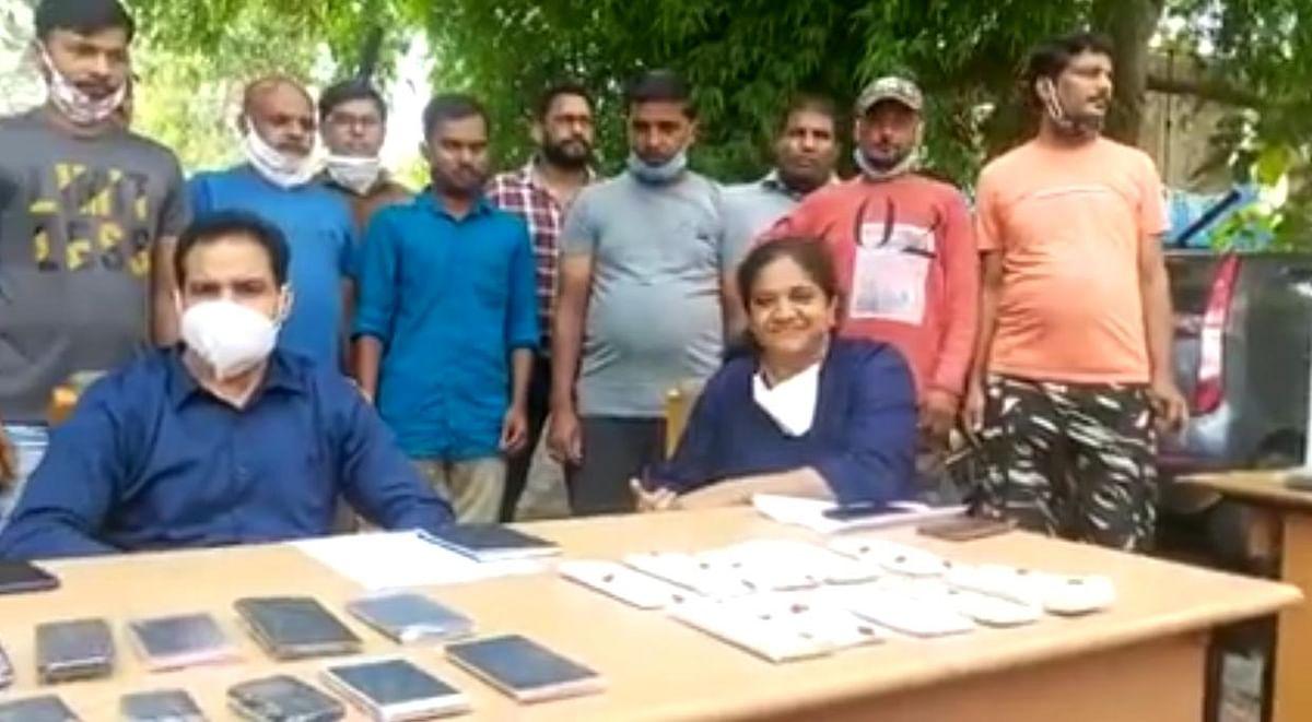 उज्जैन STF की बड़ी कार्रवाई, नकली नोट छापने वाले गिरोह का किया खुलासा