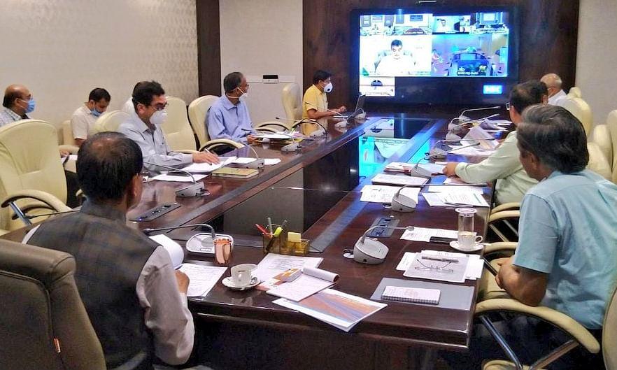 मंत्रिमंडल विस्तार के बाद CM शिवराज की पहली बैठक,कई योजनाओं पर समीक्षा