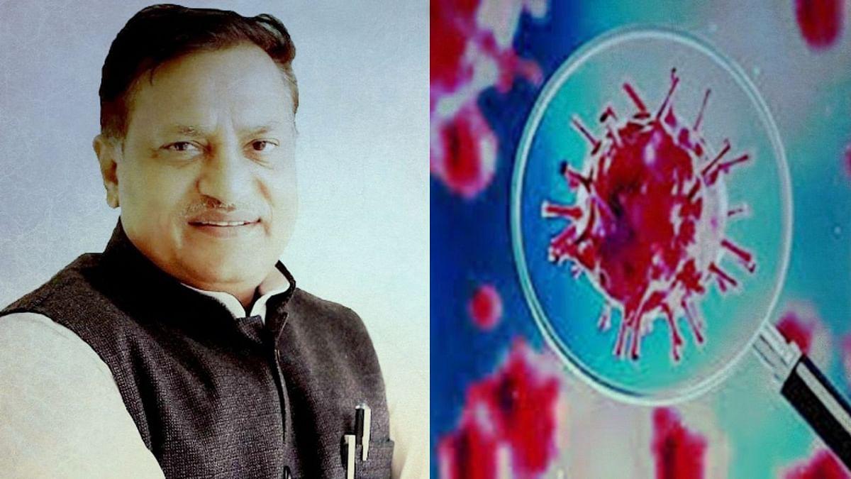 सहकारिता मंत्री अरविंद भदौरिया हुए कोरोना संक्रमित