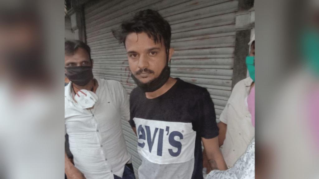 बड़ी खबर- गृह मंत्री अमित शाह का नकली निजी सचिव इंदौर में गिरफ्तार
