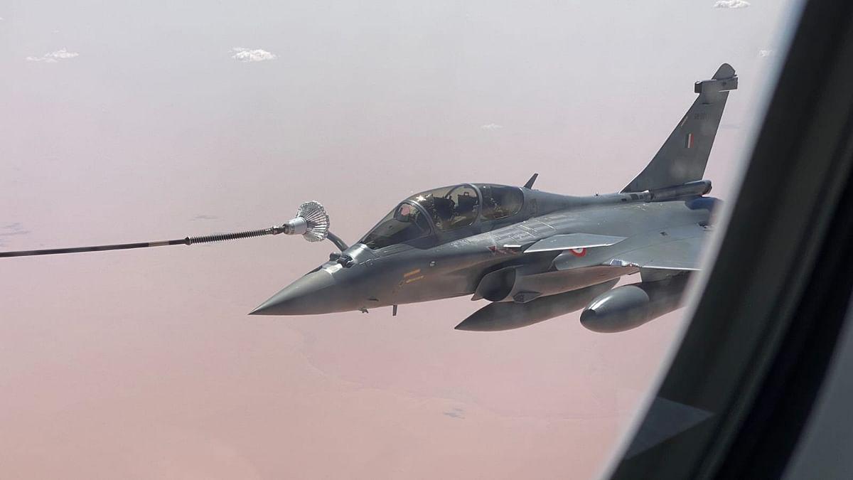 भारत में 'राफेल' विमान का स्वागत, आज पहुंचेंगे अंबाला-सुरक्षा कड़ी