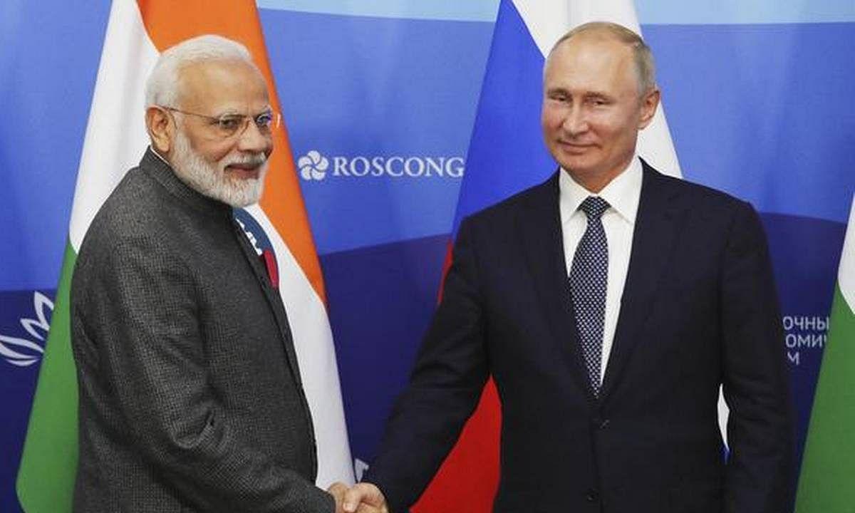 PM मोदी ने रूसी राष्ट्रपति को फोन कर इस खास मुद्दे पर की बात