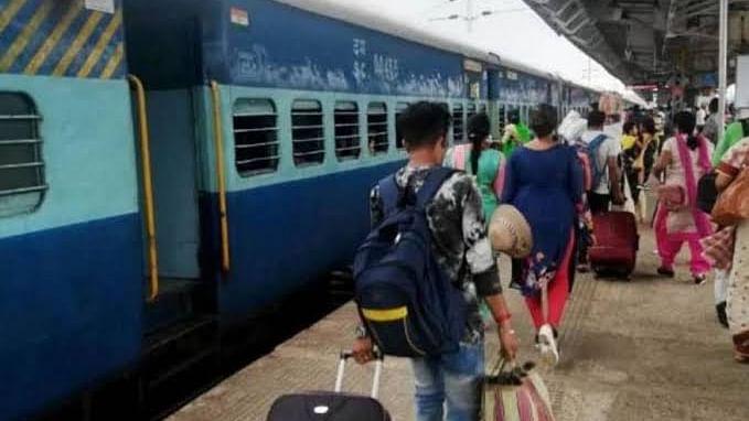 खुशखबरी : त्यौहारी सीजन के दौरान रेल यात्रियों को मिलेगी अब ये सुविधा