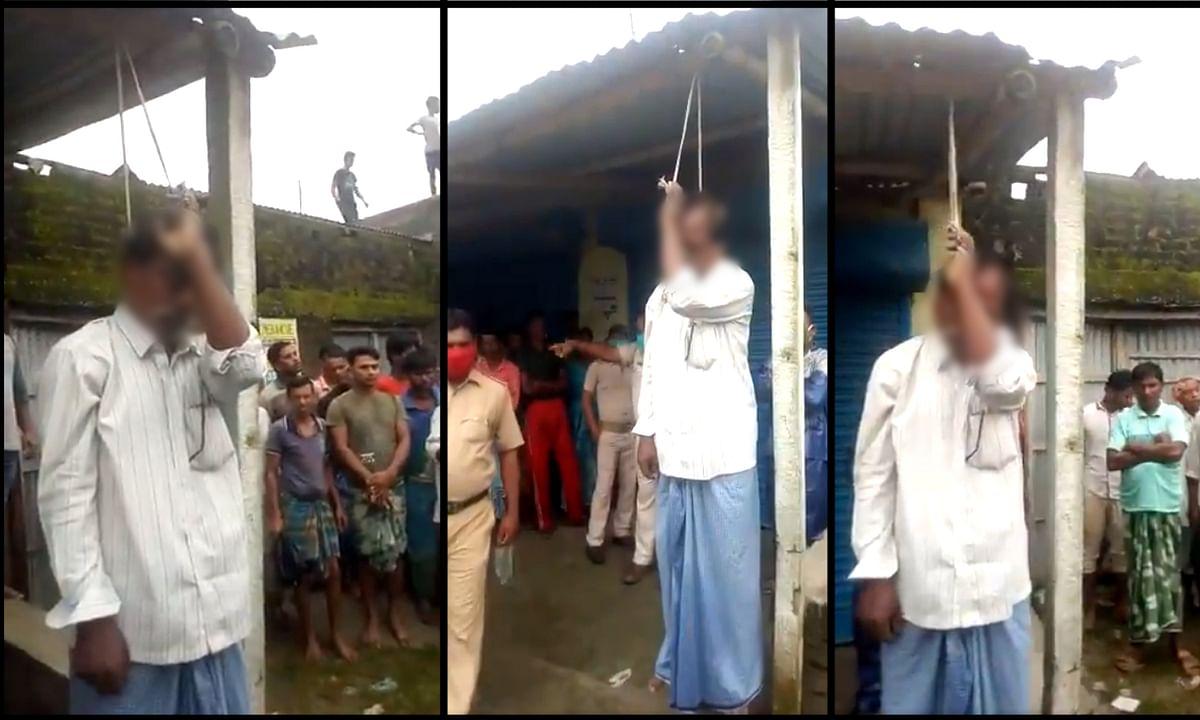 West Bengal Hemtabad MLA Debendra Nath Roy dies