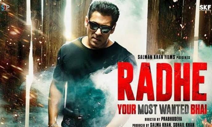 Salman Khan Radhe Your Most Wanted Bhai Shooting