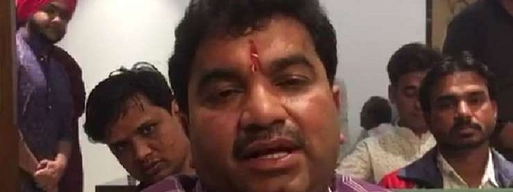 असल में इंदौर कलेक्टर तो भाजपा नगर अध्यक्ष हैं - विधायक शुक्ला