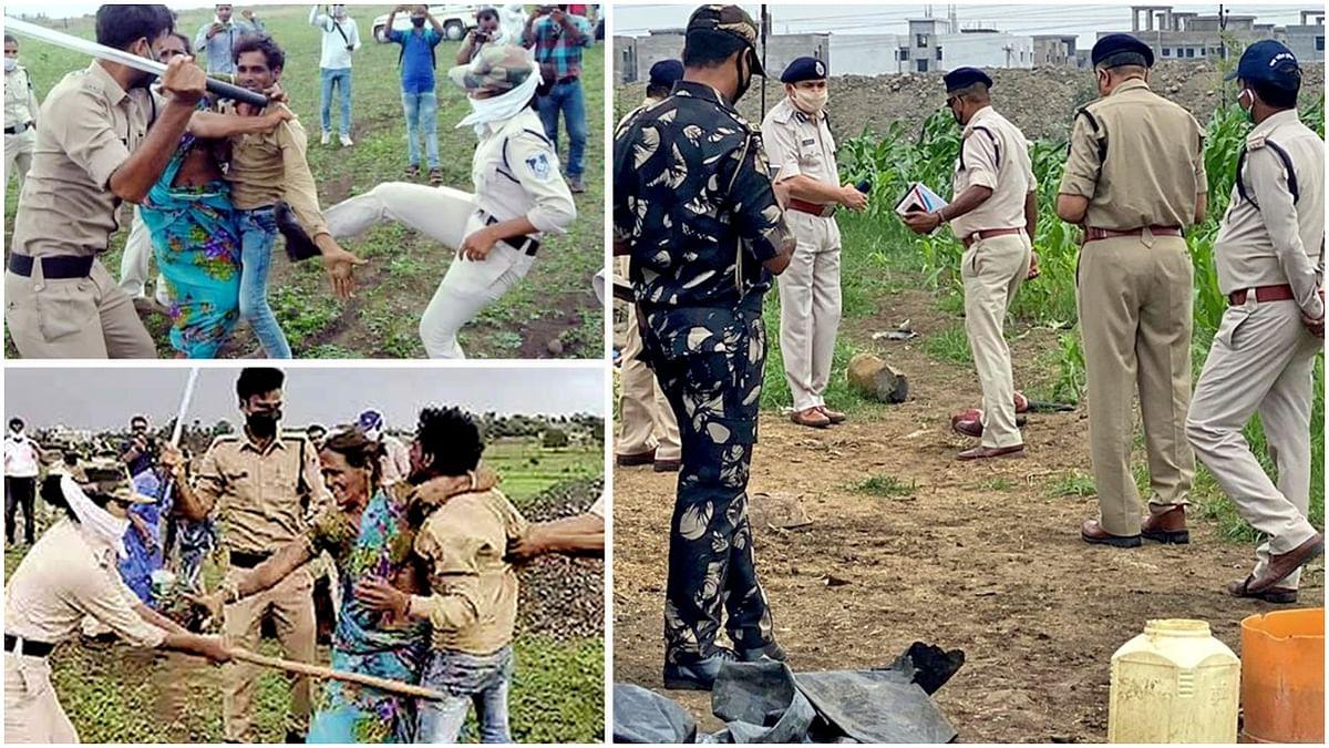 गुना घटना: डीजीपी सौंपेंगे CM को अपनी रिपोर्ट, गलती ना होने की दी सफाई