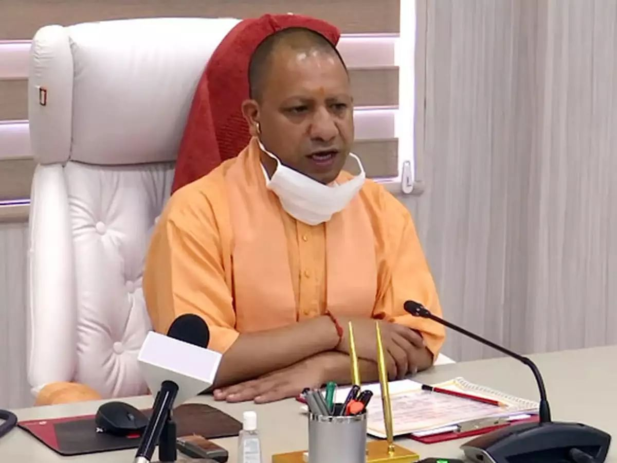 कानपुर में शहीद पुलिसकर्मियों के परिजनों के लिए योगी की बड़ी घोषणा