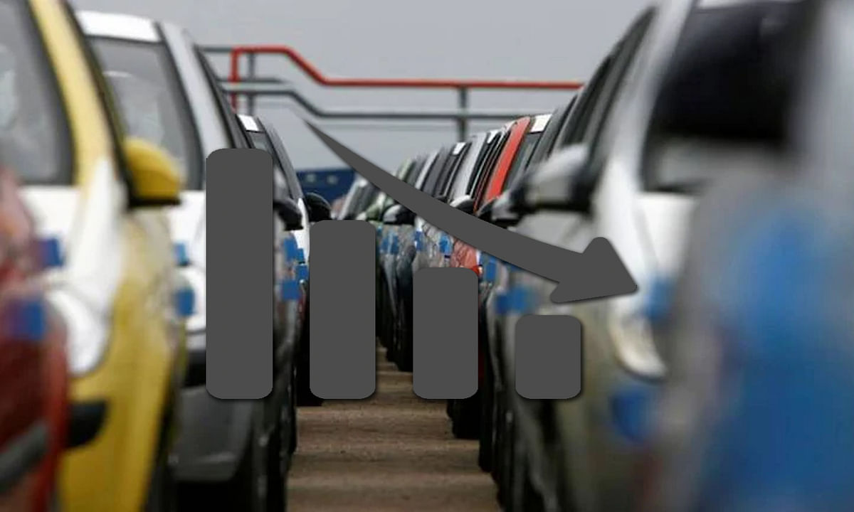 Vehicle sales and registration declined in June