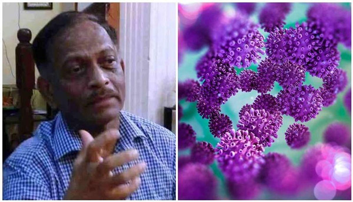 गोवा के पूर्व स्वास्थ्य मंत्री की घातक कोरोना वायरस से मौत