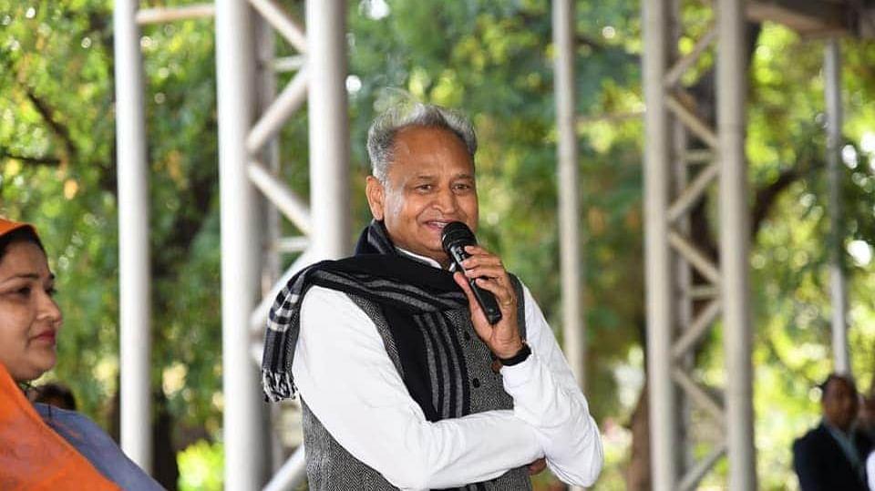 राजस्थान में विधायकों के भाव आसमान छू रहे हैं : सीएम अशोक गहलोत