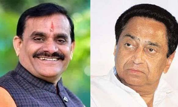पूर्व सीएम कमलनाथ ने बीजेपी प्रदेशाध्यक्ष वीडी शर्मा पर निशाना साधा