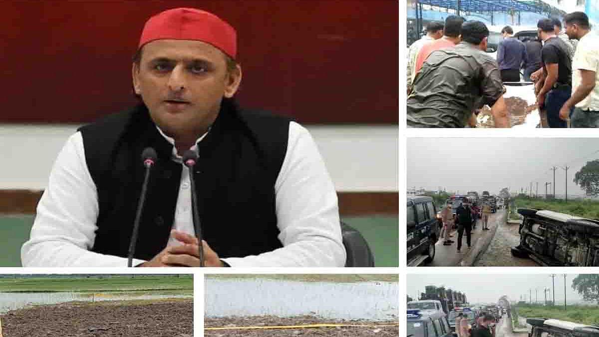 उत्तर प्रदेश गैंगस्टर विकास का एनकाउंटर सरकार बचाने के लिए किया