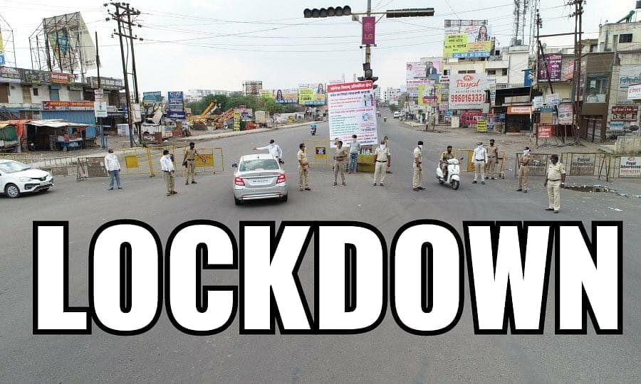 भारत में कोरोना स्थिति विस्फोटक-इन राज्यों में दोबारा पूर्ण लॉकडाउन
