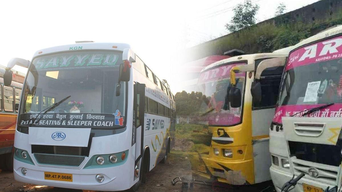 बड़ा फैसला : बसों का संचालन जल्द से जल्द शुरू करने के निर्देश जारी