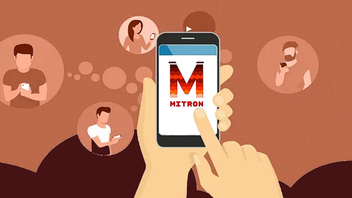 Number of Mitron App Downloads