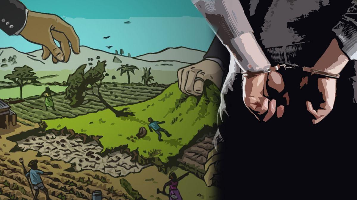 इंदौर : भू-माफियाओं से जुड़े गुंडे बदमाशों पर गिरेगी गाज