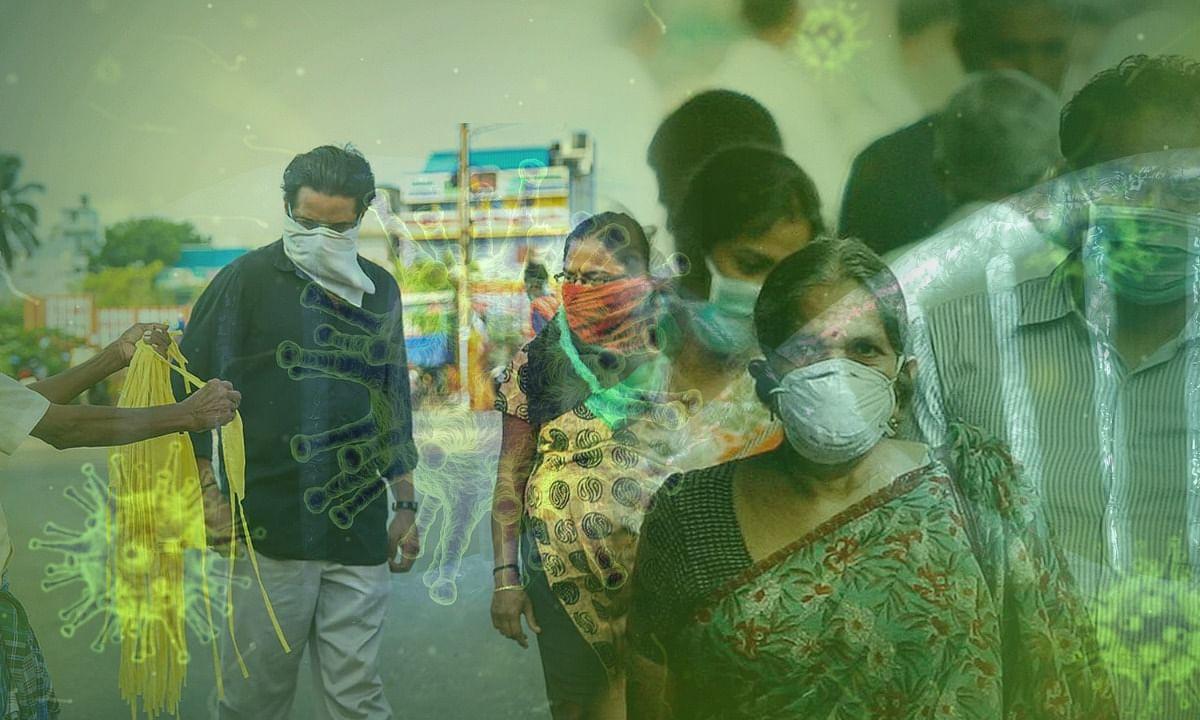 इंदौर में संक्रमित मरीजों की संख्या में आया उछाल, फिर मिले 157 नए मरीज