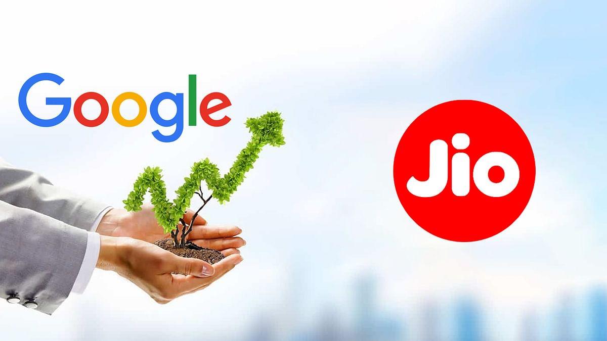 जियो में गूगल कर सकती है 30 हजार करोड़ निवेश
