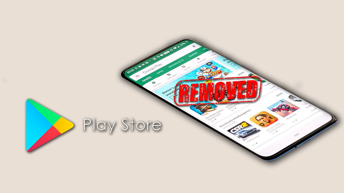 Google Deleted 5000 App from Play Store