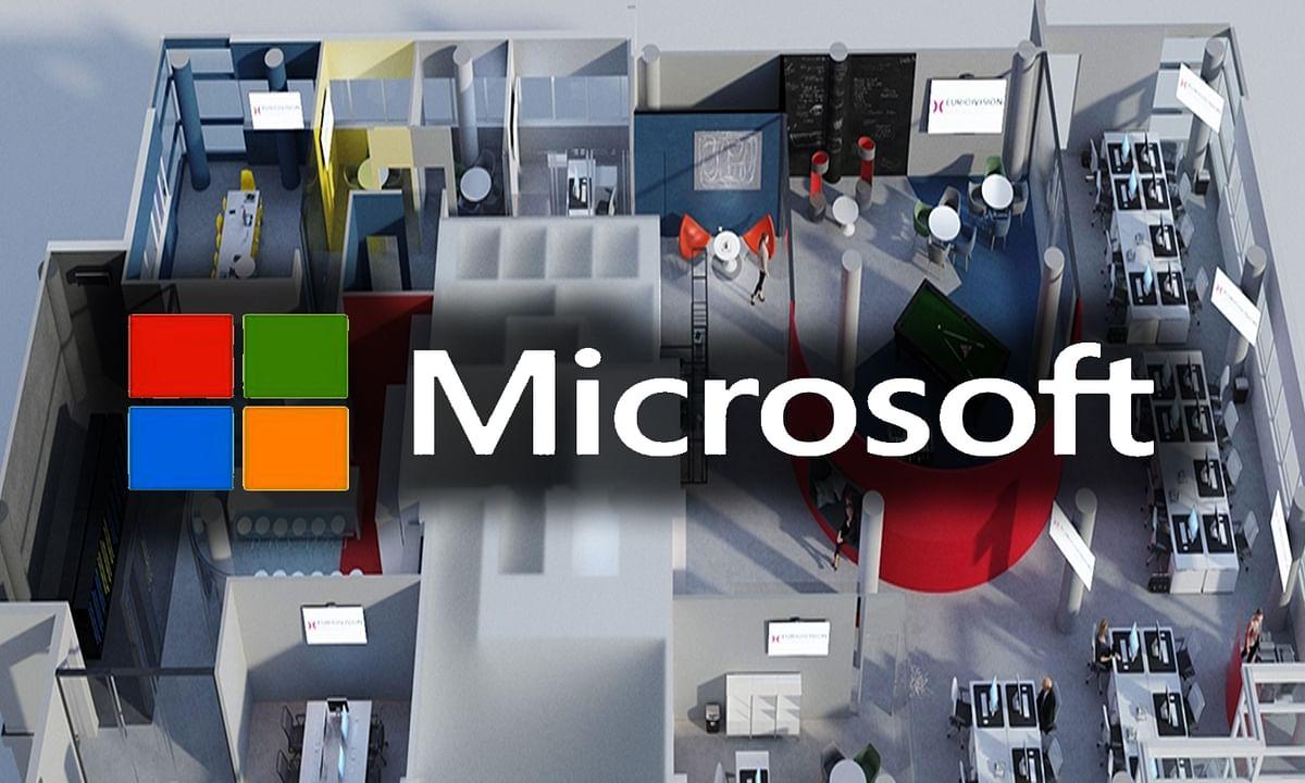 Microsoft बनाएगी उतर प्रदेश में 4000 लोगों की क्षमता वाला कैंपस