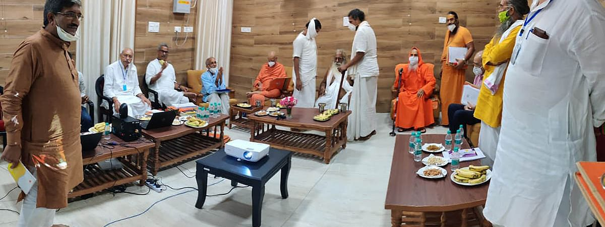 अयोध्या मंदिर निर्माण की भूमि पूजन तारीख तय-अंतिम फैसला PMO के हाथ