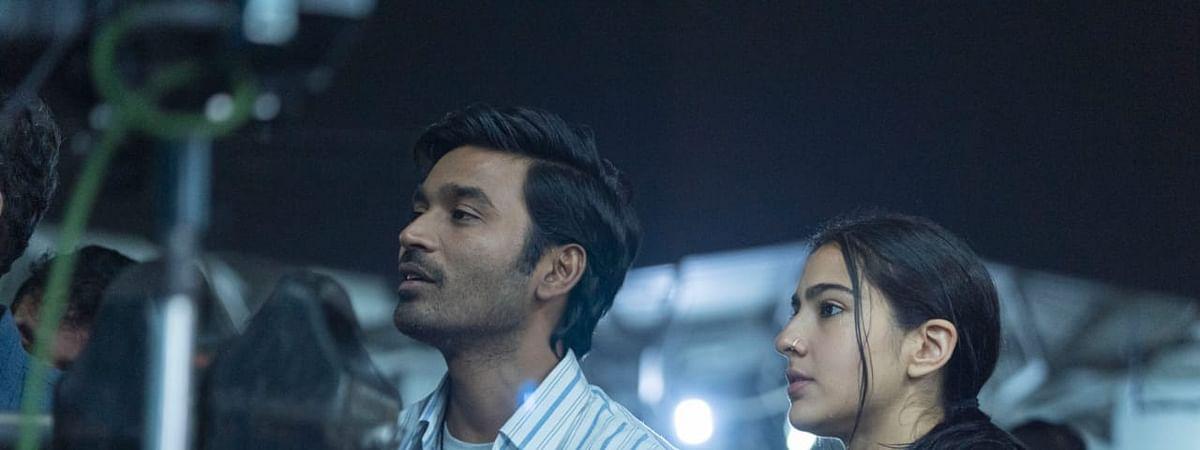 Atrangi Re Shooting, Dhanush, Sara Ali Khan