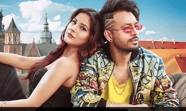 शहनाज गिल का नया गाना 'कुर्ता पजामा' रिलीज