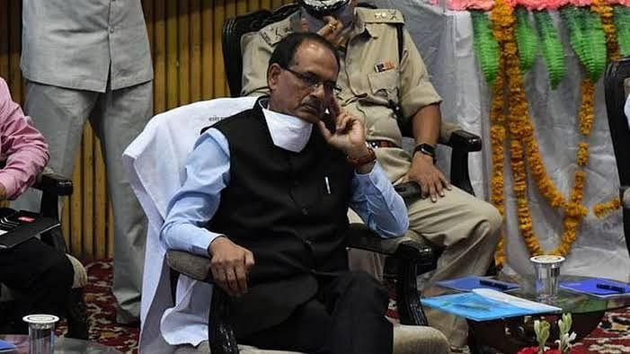 मध्यप्रदेश मुख्यमंत्री शिवराज सिंह चौहान हुए कोरोना से संक्रमित