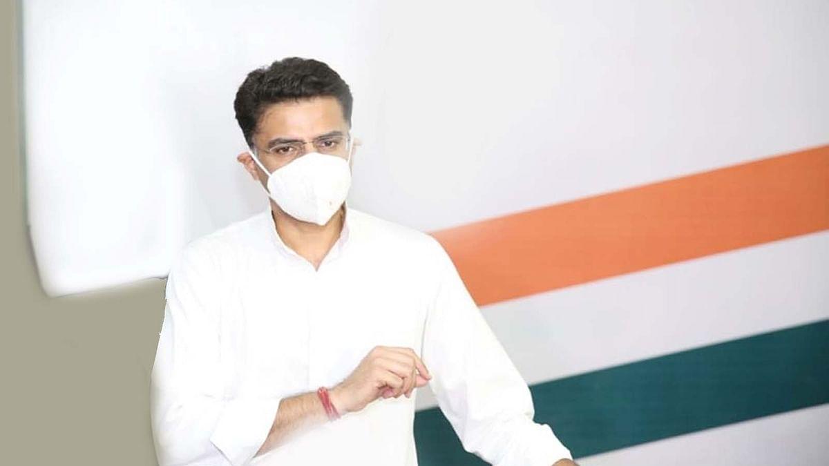 राजनीति छोड़कर जीवन बचाने पर ध्यान देना चाहिए : सचिन पायलट