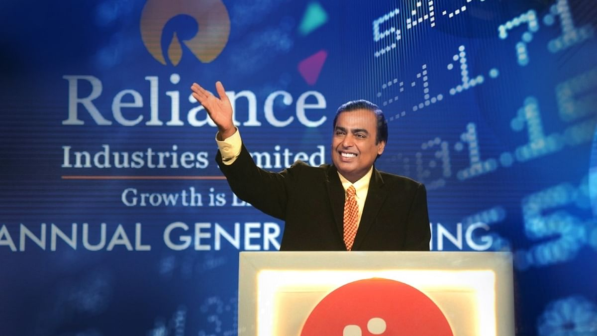 Reliance Industries becomes second largest brand