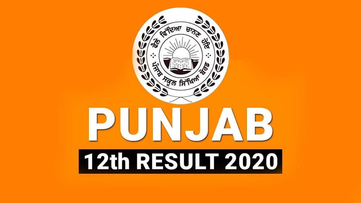 PSEB Result 2020: पंजाब बोर्ड ने जारी किए 12th परीक्षा के नतीजे