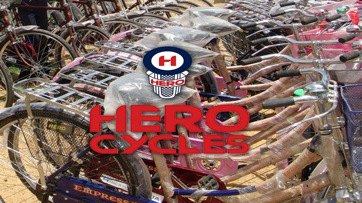 हीरो साइकिल ने चीन का बहिष्कार करने के लिए लिया बड़ा फैसला