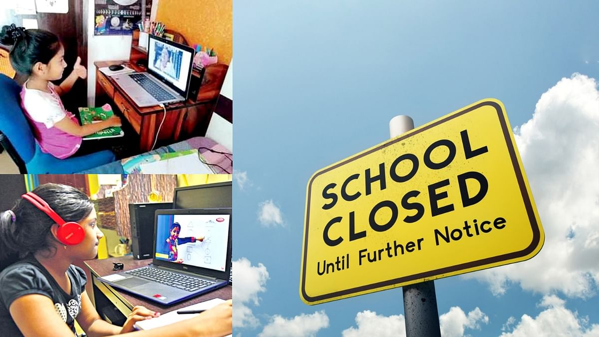 31 अगस्त तक स्कूल कॉलेज बंद