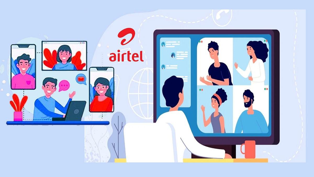Jio की राह चल Airtel भी जल्द लांच करेगी अपनी वीडियो कॉन्फ्रेंसिंग ऐप