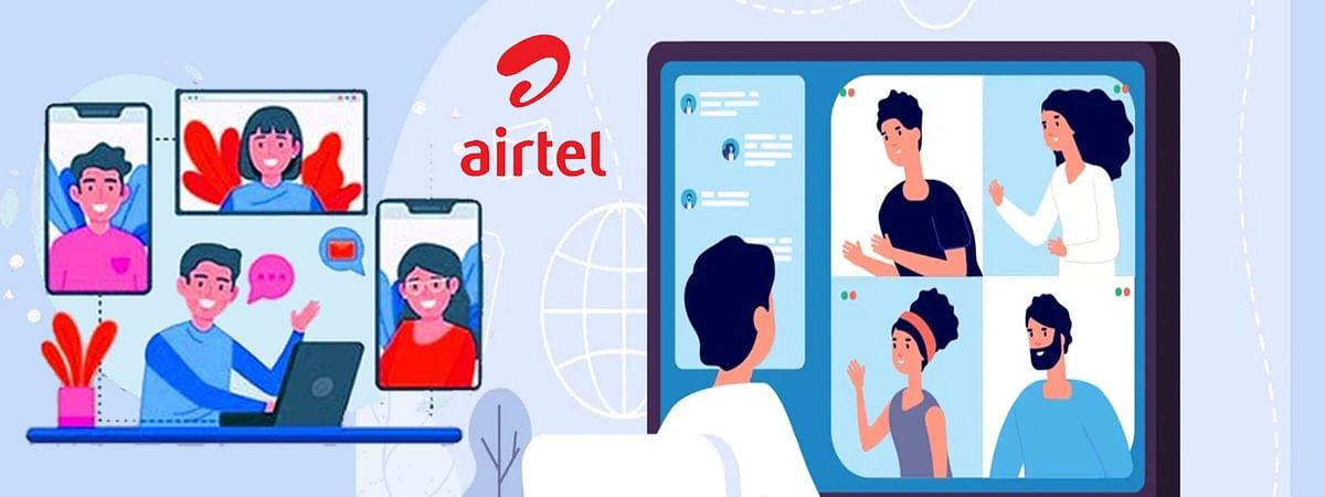 Airtel's Video Conferencing App