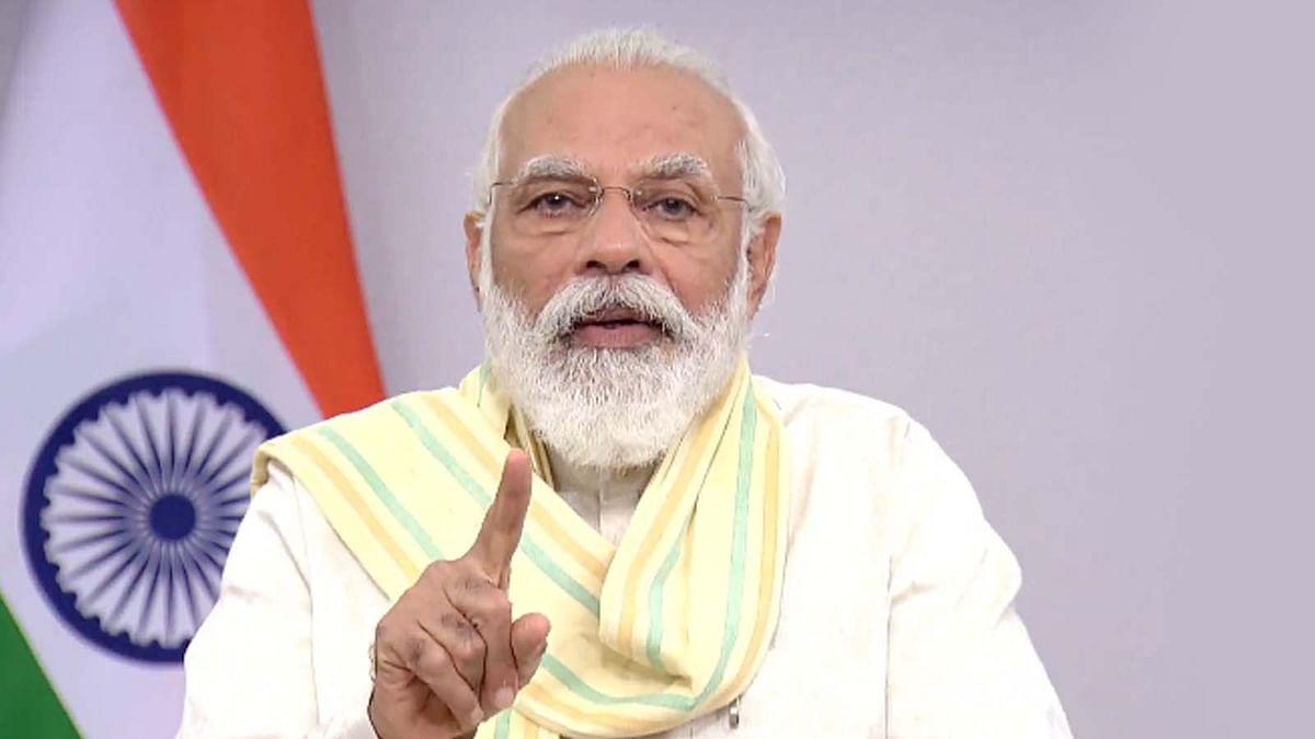 राज्यसभा से कृषि बिल पास, PM मोदी बोले-मेहनतकश किसानों को मिलेगी मदद