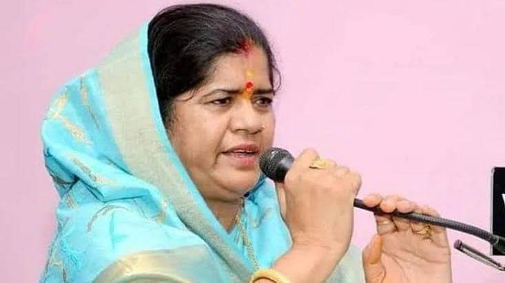 मंत्री इमरती देवी का अजीब बयान