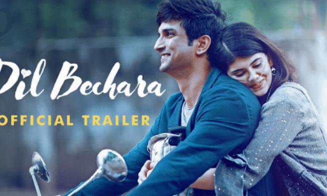 Sushant Singh Movie Dil Bechara Trailer