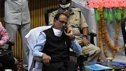 मध्यप्रदेश शिवराज सरकार के एक और मंत्री कोरोना संक्रमित