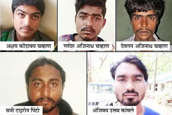 पुणे: येरवडा जेल से 5 अपराधी ग्रिल तोड़कर फरार