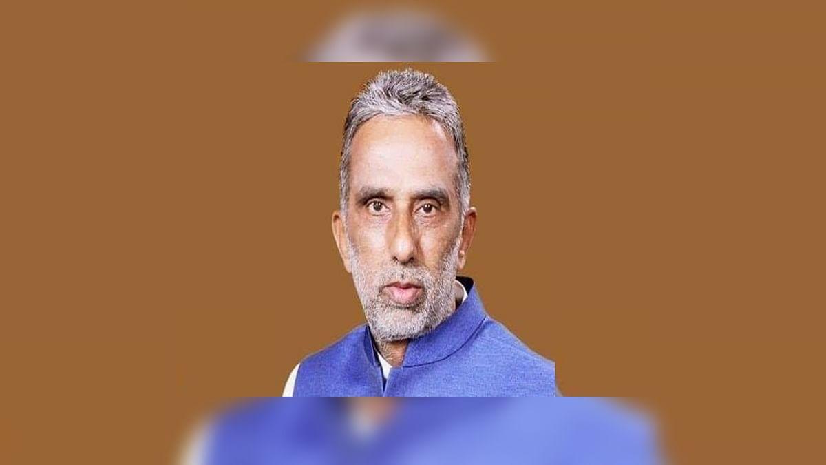 Union Minister of State Krishna Pal Gurjar Corona Positive