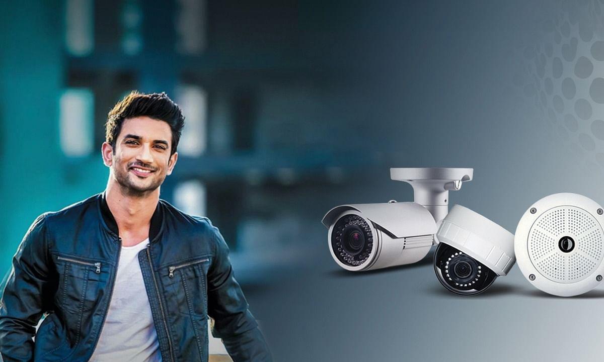 सुशांत मामले में CCTV कंपनी के मालिक ने खोला 13-14 जुलाई का राज