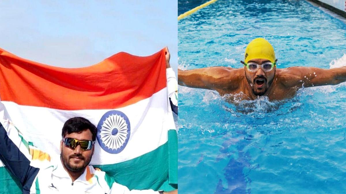 MP के इस दिव्यांग तैराक को मिलेगा राष्ट्रीय साहसिक सम्मान