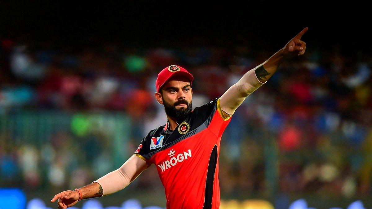 Virat Kohli, IPL